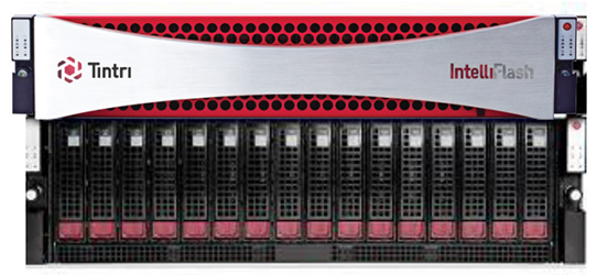 Tintri NVMe Flash N-Series